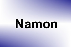 Namon name image