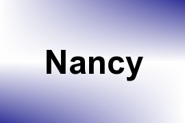 Nancy name image