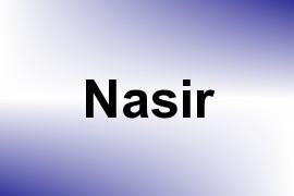 Nasir name image