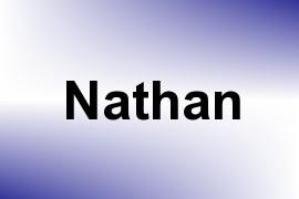 Nathan name image