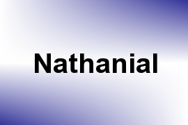 Nathanial name image