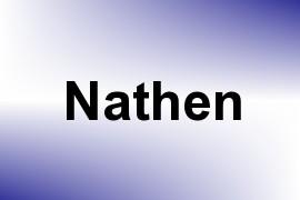Nathen name image
