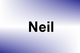 Neil name image