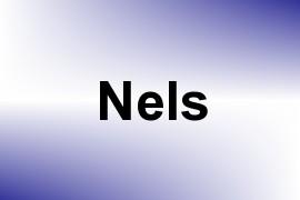 Nels name image