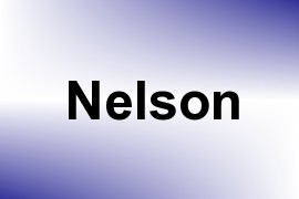 Nelson name image