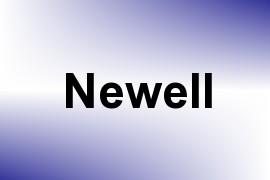 Newell name image