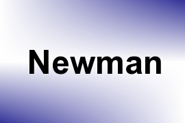 Newman name image
