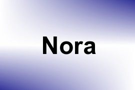 Nora name image