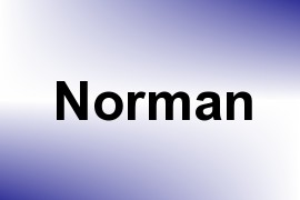 Norman name image