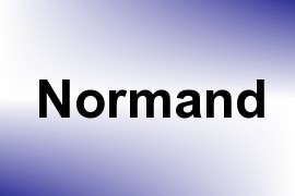 Normand name image