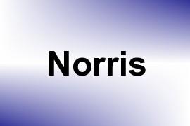 Norris name image