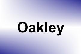 Oakley name image