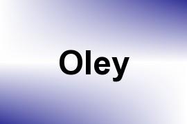 Oley name image