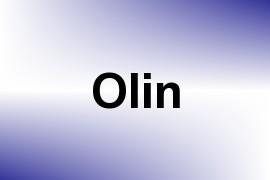 Olin name image