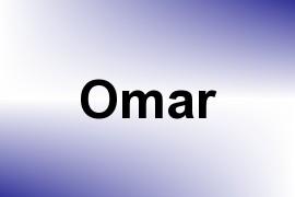 Omar name image