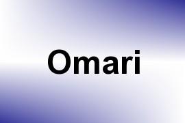 Omari name image