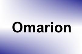 Omarion name image