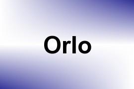 Orlo name image