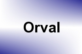 Orval name image