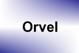 Orvel name image