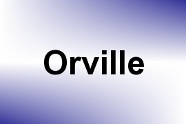 Orville name image