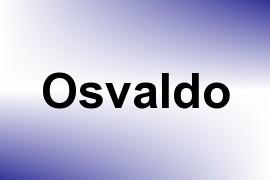 Osvaldo name image