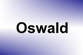 Oswald name image