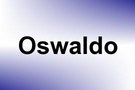 Oswaldo name image