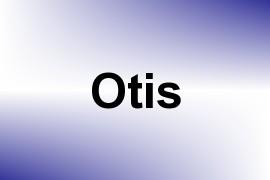 Otis name image