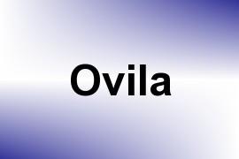Ovila name image