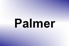 Palmer name image