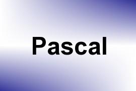 Pascal name image