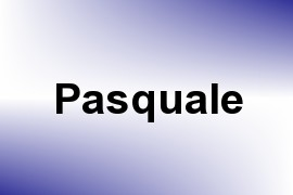 Pasquale name image