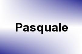 Pasquale name image
