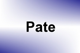 Pate name image