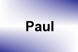 Paul name image
