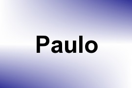 Paulo name image