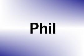 Phil name image