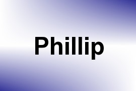 Phillip name image