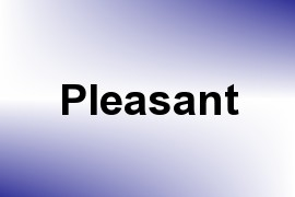 Pleasant name image