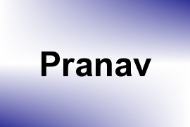 Pranav name image