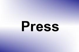 Press name image