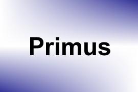 Primus name image