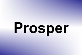 Prosper name image