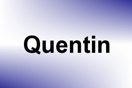 Quentin name image