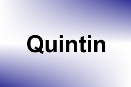 Quintin name image