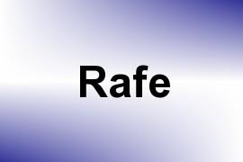 Rafe name image