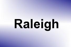 Raleigh name image