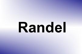 Randel name image