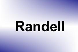 Randell name image